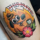 Fantastically geeky tattoos: Inspirational ink-work for your skin?