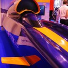 Bloodhound SSC 1000mph car - photo 7