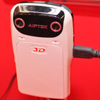 Aiptek demos 3D camcorder at Computex - photo 1
