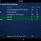 APP OF THE DAY - ECB Cricket (iPhone) - photo 4