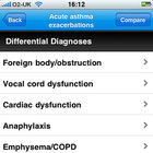 APP OF THE DAY - Differential diagnosis DDX (iPhone/iPad) - photo 1