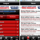 APP OF THE DAY: ESPN Goals (iPhone) - photo 3