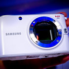 Samsung NX100 hands on - photo 12