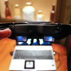 Vuzix Wrap 920AR 3D augmented reality glasses hands-on - photo 6