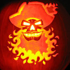 Greatest geek Halloween pumpkins from around the 'net - photo 22