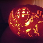 Greatest geek Halloween pumpkins from around the 'net - photo 48