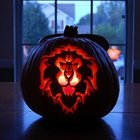 Greatest geek Halloween pumpkins from around the 'net - photo 42