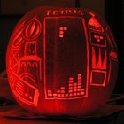 Greatest geek Halloween pumpkins from around the 'net - photo 52