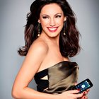 LG uncovers Kelly Brook as the face of the Optimus One - photo 2
