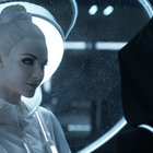 Tron: Legacy - photos, ladies and lightcycles - photo 14
