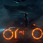 Tron: Legacy - photos, ladies and lightcycles - photo 16