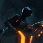 Tron: Legacy - photos, ladies and lightcycles - photo 23
