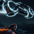 Tron: Legacy - photos, ladies and lightcycles - photo 28