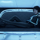 Tron: Legacy - photos, ladies and lightcycles - photo 3