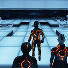 Tron: Legacy - photos, ladies and lightcycles - photo 42
