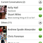 HTC Salsa: Facebook features explored - photo 15