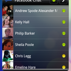 HTC Salsa: Facebook features explored - photo 8