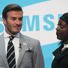 David Beckham helps launch Samsung's Olympic Games tech strategy - photo 4