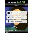 APP OF THE DAY - The Warhol: D.I.Y. POP (iPhone) - photo 4