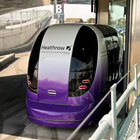 Taking a ride on Heathrow's ULTra Personal Rapid Transit System - photo 1