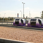 Taking a ride on Heathrow's ULTra Personal Rapid Transit System - photo 4