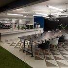 Inside Google London: A park, a coffee lab and nightclub-style meeting rooms - photo 20