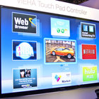 Panasonic Viera Touch Pad Controller pictures and hands-on - photo 5
