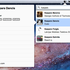 Cobook: the ultimate social Address Book for Mac - photo 3