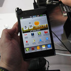 LG Optimus Vu pictures and hands-on - photo 1