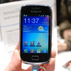 Samsung Galaxy Mini 2 pictures and hands-on - photo 2