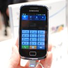 Samsung Galaxy Mini 2 pictures and hands-on - photo 4