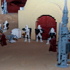 Lego Star Wars Miniland experience (Legoland Windsor) pictures and hands-on - photo 31