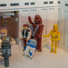 Lego Star Wars Miniland experience (Legoland Windsor) pictures and hands-on - photo 40