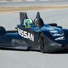 Nissan DeltaWing Le Mans entrant looks more like Batmobile - photo 1