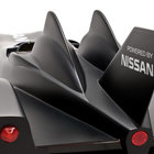 Nissan DeltaWing Le Mans entrant looks more like Batmobile - photo 13