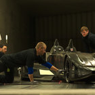 Nissan DeltaWing Le Mans entrant looks more like Batmobile - photo 15