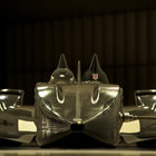 Nissan DeltaWing Le Mans entrant looks more like Batmobile - photo 16