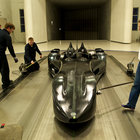 Nissan DeltaWing Le Mans entrant looks more like Batmobile - photo 17