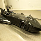 Nissan DeltaWing Le Mans entrant looks more like Batmobile - photo 20