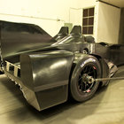 Nissan DeltaWing Le Mans entrant looks more like Batmobile - photo 22