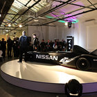 Nissan DeltaWing Le Mans entrant looks more like Batmobile - photo 25