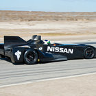 Nissan DeltaWing Le Mans entrant looks more like Batmobile - photo 3