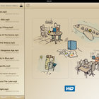 APP OF THE DAY: WD 2go Pro review (iPad / iPhone) - photo 2