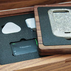 Harrods Swarovski BlackBerry Bold 9900 White pictures and hands-on - photo 9