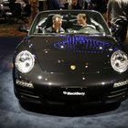 BlackBerry-equipped Porsche 911 Carrera S pictures and hands-on - photo 1
