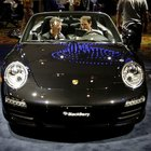 BlackBerry-equipped Porsche 911 Carrera S pictures and hands-on - photo 12