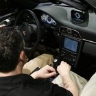 BlackBerry-equipped Porsche 911 Carrera S pictures and hands-on - photo 7