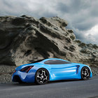 Jaguar XKX concept car - photo 9