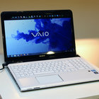 Sony Vaio E Series pictures and hands-on - photo 2