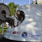 Space tourism a reality: Excalibur Almaz spacecraft pictures and hands-on - photo 1